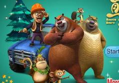 Игры Медведи соседи спасение