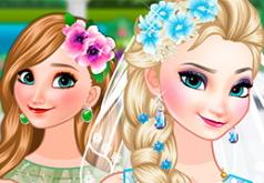 игра эльза невеста