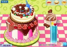 Игры Создайте свой торт