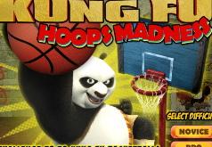 Игра Панда кунг фу Безумные обручи
