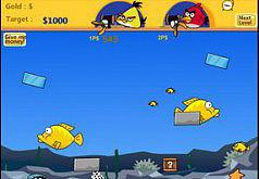 Игры энгри берс на двоих рыбалка