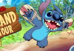 Игры Stitch Island Tour