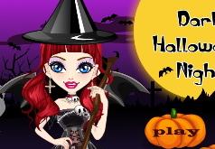 Игры Темная ночь Хэллоуина
