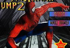 игра человек паук бесконечные прыжки