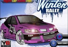 Игры Winter Rally