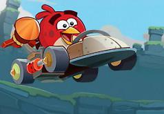 Игры Angry Birds на машинках