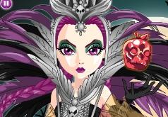 игры рейвен квин злая королева