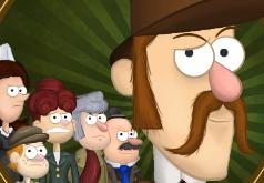 Игра Шерлок Холмс Преступление в чайном магазине