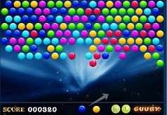 Игры Летящий пузырь