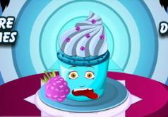 игры дизайн кексов для вечеринки