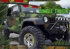 игры езда по джунглям