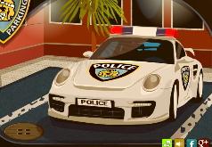 игры полицейский участок парковка