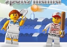 игры спорт лего