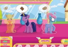 Игра Дружба это Чудо: Магазин сладостей для пони