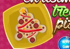 Игры Рождественская пицца