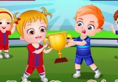Игры Малышка Хейзел и Спортивный Праздник