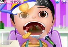 Игры Вылечи зубы Агнес