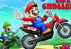игры мотогонка в мире марио