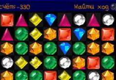 игры красивые драгоценные камни