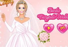 Игры Барби: Сказочная свадьба