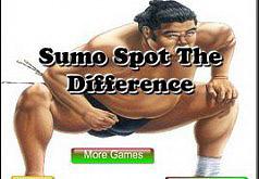 Игра Сумо Найдите отличия