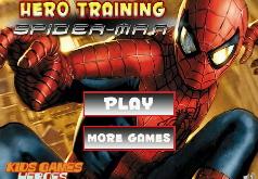 Игры Обучение человека паука