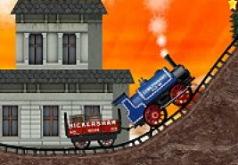игры беги поезд