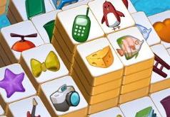 Маджонг сундук с игрушками