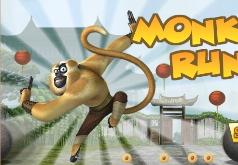 Игры Бег обезьяны