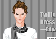 Игры Twilight Edward Dress Up