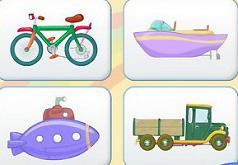 игры на тему транспорт
