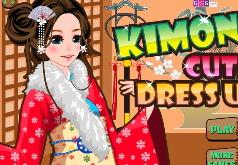 Игры Девушка в Кимоно