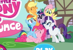 Игра батут для пони
