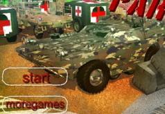 игры парковка армии