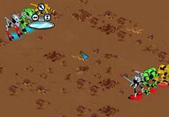 Игры Мекс Война роботов