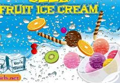 игры классное фруктовое мороженое