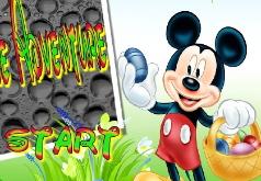 Игры Микки Маус Приключение с пузырями