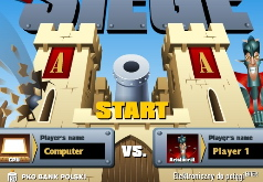 Игры битва замков на двоих