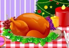 Игра Чудесный ужин на день Благодарения