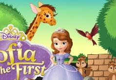 Игра Первый поход Софии в зоопарк