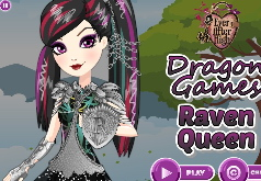 Рейвен Игры Дракона