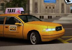 Игры водитель в нью йорке