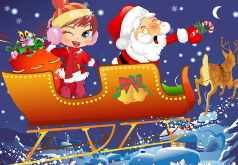 Игра Приключение в ночь перед Рождеством