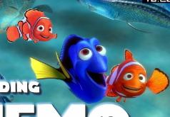 Игры Немо и его морские друзья