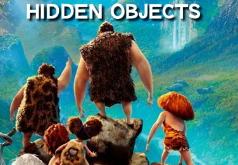 Игра Семейка Крудс поиск объектов