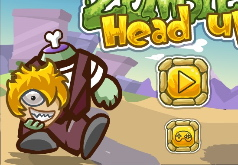 Игра Зомби Верни голову