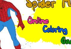 игры рисовалки человек паук