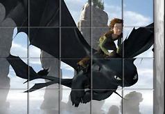игры ручной дракон пазлы