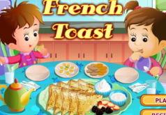 Игра Французские тосты