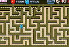игры на 2 игрока огонь и вода в лабиринте